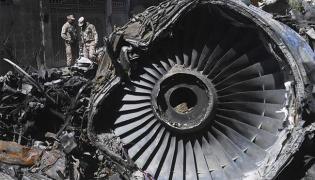 Plane Crash : Aviation Authority Says Pilot Ignored Air Traffic Control - Sakshi