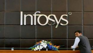 Infosys bought stakes worth Rs 3,290 crore in FY20 - Sakshi