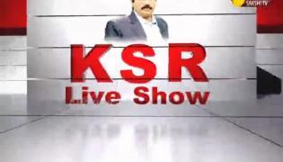 KSR Live Show On Delhi Tour