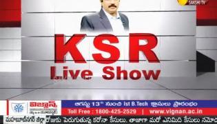 KSR Live Show On 26th July 2020