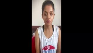 TV Actress Navya Swamy Instagram Video
