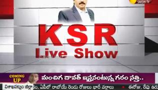 KSR Live Show On 27th August 2020