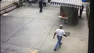 ExNavy Officer Beaten Viral Video