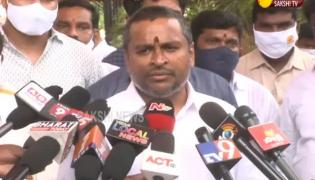 Minister Vellampalli Srinivasa Rao Fires On Chandrababu Naidu