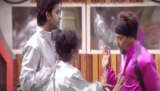 Bigg Boss 4 Telugu: War Between Devi Nagavalli And Mehboob Dilse - Sakshi