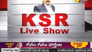 KSR Live Show On 6th September 2020