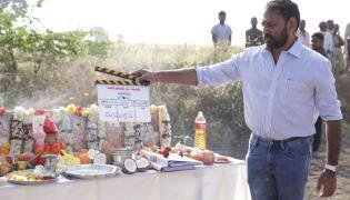 Venkatesh New Movie Naarappan Opening Photo Gallery - Sakshi