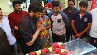 Celebrities Pay Homage To Pasupuleti RamaRao Photo Gallery - Sakshi