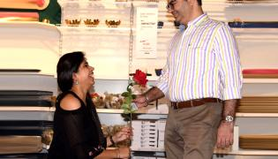 Making Workshop in The Run Up To Valentines Day IKEA Photo Gallery - Sakshi
