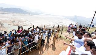 AP CM YS Jagan Visit Polavaram Project Photo Gallery - Sakshi