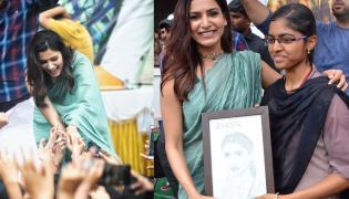 Jaanu Movie Team at Visakhapatnam Photo Gallery - Sakshi