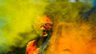 holi celebration in india Photo Gallery - Sakshi