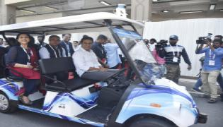 KTR Participates in Wings India 2020 Global Aviation Summit Photo Gallery - Sakshi