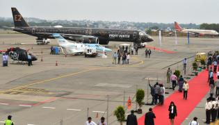 Wings India 2020 Hyderabad Begumpet Airport Photo Gallery - Sakshi