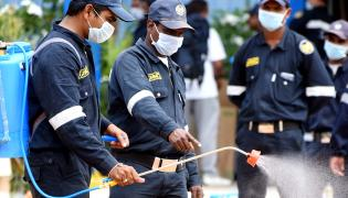 Coronavirus in Hyderabad Photo Gallery - Sakshi