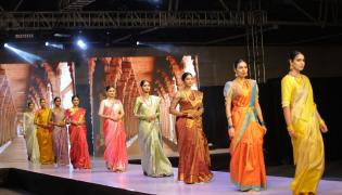 Sthri Fashion Show at Hyderabad Photo Gallery - Sakshi