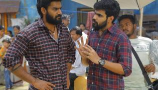 Chaavu Kaburu Challagaa Movie Working Stills - Sakshi