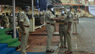 Indian Independence Day celebrations Arrangement In Vijayawada - Sakshi