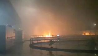 Srisailam Power Plant Fire Accident Photo Gallery - Sakshi