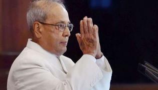 Pranab Mukherjee former President of India dies at 84 Photo Gallery - Sakshi