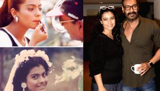 happy birthday kajol devgan photo gallery - Sakshi