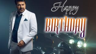 Happy Birthday Mammootty Photo Gallery - Sakshi