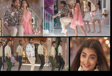 Butta Bomma Full Video Song Released - Sakshi