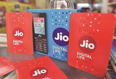 Jio Announces New Postpaid Plus Service Plans - Sakshi