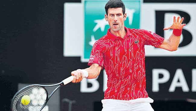 Another New Record For Novak Djokovic - Sakshi