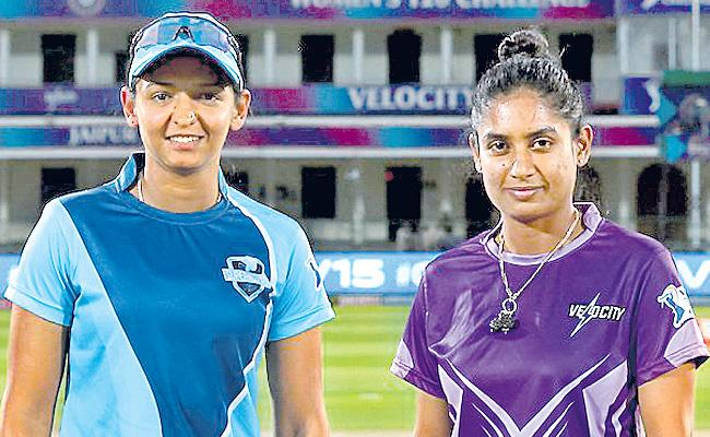 Womens T20 Challenge: A fascinating final on the cards - Sakshi