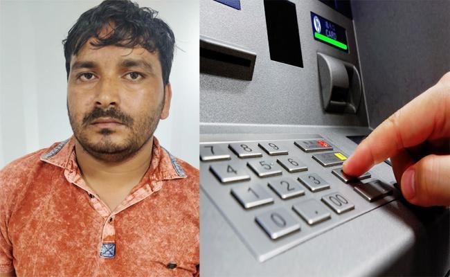 ATM Cloning Gang Arrest in Visakhapatnam - Sakshi