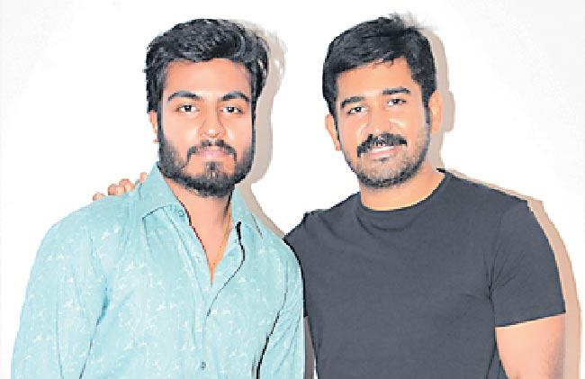 Vijay Anthony Releases A Song From Malli Malli Chusa - Sakshi