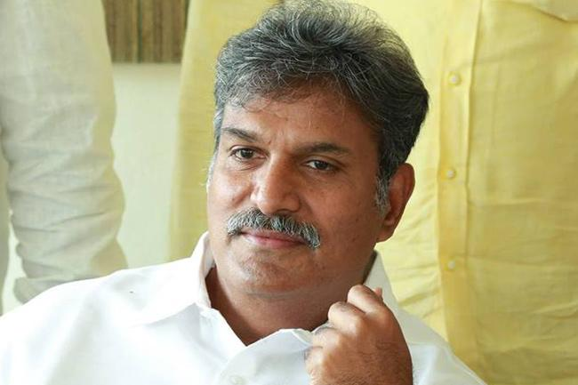 Kesineni Nani Refuses TDP Chief Whip Post - Sakshi