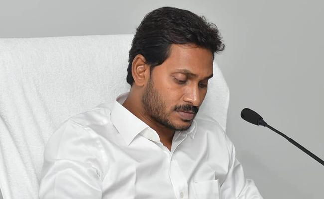YS Jagan Holds Review Meeting With Agriculture Ministry Officials - Sakshi