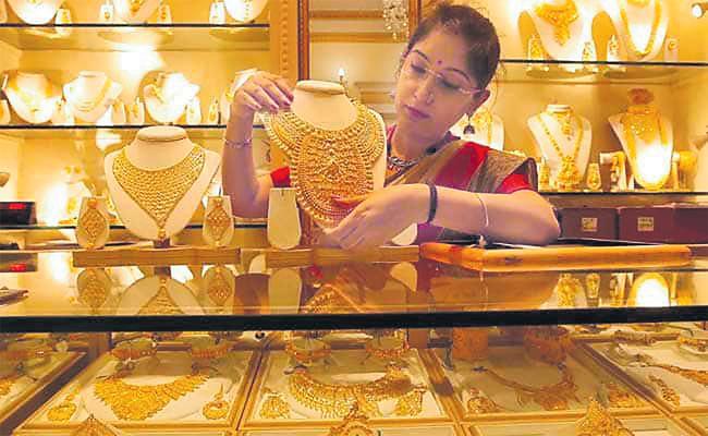 Gold Prices Fortify in International Market - Sakshi