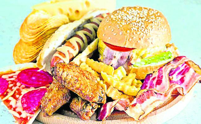 Avoid Junk Food And Be Healthy - Sakshi