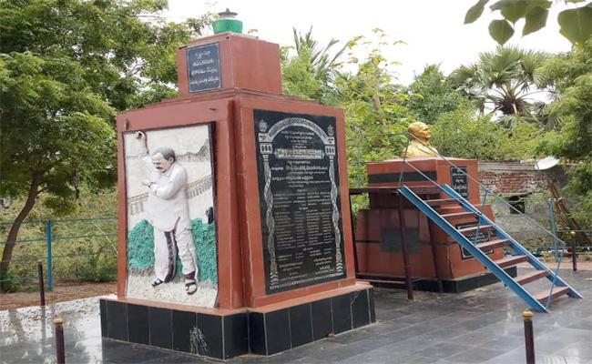 Krishna District Diviseema's Heart Beat Is YSR - Sakshi