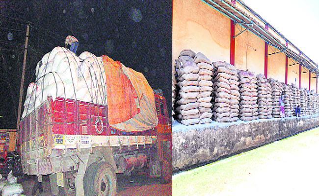 Illegal Transpor OfRation Ricet In Vizianagaram - Sakshi