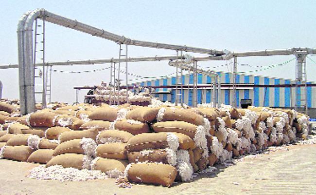 CCI Shocked By Millers In Karimnagar District - Sakshi