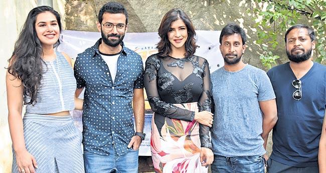 hawaa movie song launch - Sakshi