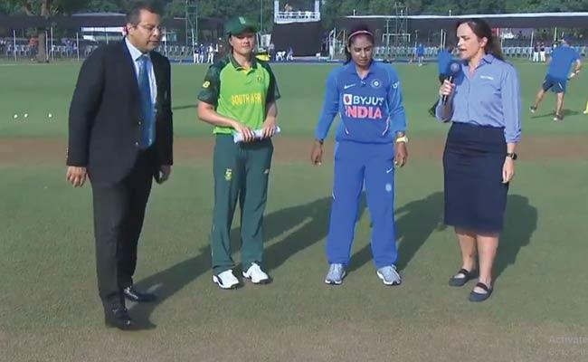 Women Cricket: India Vs South Africa 2nd ODI At Vadodara - Sakshi