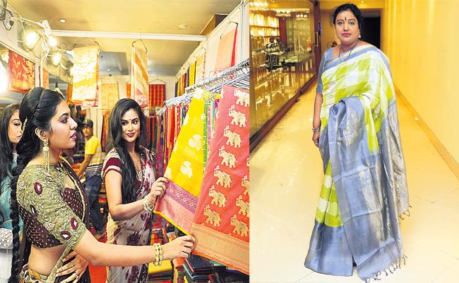 Special Expos For Women in Hyderabad - Sakshi