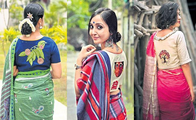 Parama Ghosh Launched Its Own Clothing Brand In 2015 Under The Name Parama - Sakshi
