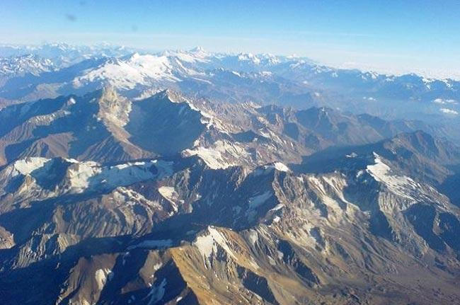 Amazon forest fires melting glaciers over 2,000 km away in Andes - Sakshi