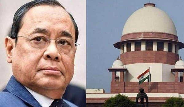 CJI Ranjan Gogoi has 10 days and 6 judgments to deliver - Sakshi