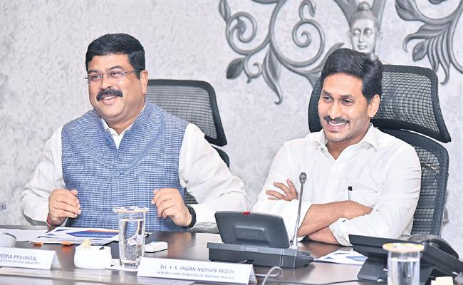 MOU will be soon between NMDC and state government  - Sakshi