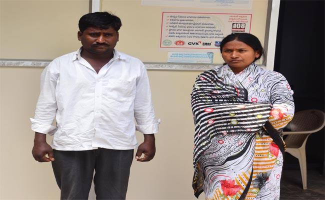 A Wife Who Killed Her Husband With a Boyfriend - Sakshi