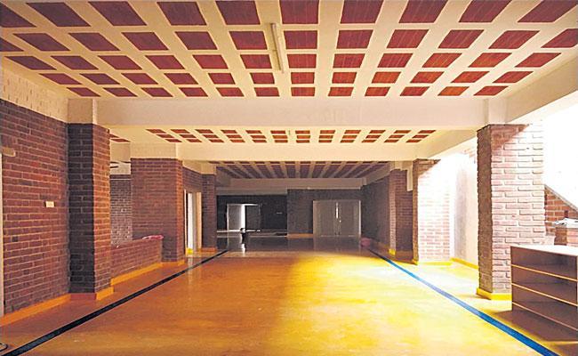 Weather Friendly Flooring Designiner Tripura Sundari Interview - Sakshi