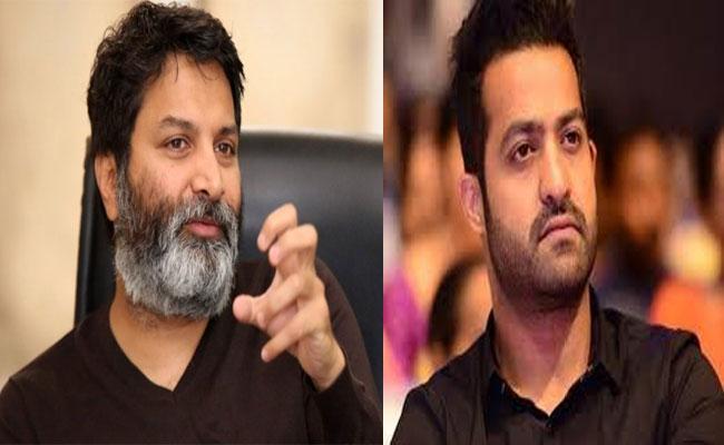 Trivikram Next Movie With Junior NTR - Sakshi