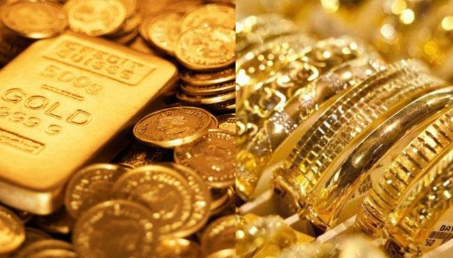 Gold Prices Soar To Near Seven Year High Amid US Iran Conflict - Sakshi